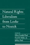 (P/B) NATURAL RIGHTS LIBERALISM FROM LOCKE TO NOZICK