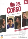 VIA DEL CORSO A2 (+AUDIO-CD+DVD)