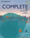 COMPLETE A2 KEY FOR SCHOOLS (+DONWLOADABLE CD)