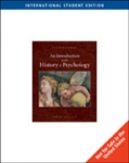(P/B) AN INTRODUCTION TO THE HISTORY OF PSYCHOLOGY
