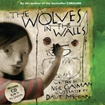 (P/B) WOLVES IN THE WALLS (WITH CD)