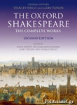 (P/B) THE OXFORD SHAKESPEARE: THE COMPLETE WORKS
