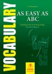 AS EASY AS ABC - VOCABULARY