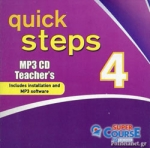 (CD-MP3)  QUICK STEPS 4