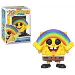 SPONGEBOB SQUAREPANTS S3 - SPONGEBOB SQUAREPANTS WITH RAINBOW #558
