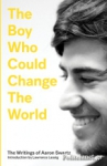 (P/B) THE BOY WHO COULD CHANGE THE WORLD
