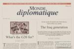 LE MONDE DIPLOMATIQUE DECEMBER 2008