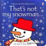 (H/B) THAT'S NOT MY SNOWMAN...