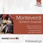 (CD) SCHERZI MUSICALI