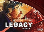 PANDEMIC: LEGACY (RED EDITION)
