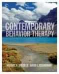 (P/B) CONTEMPORARY BEHAVIOR THERAPY