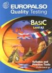 EUROPALSO BASIC QUALITY TESTING