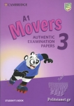 MOVERS A1 AUTHENTIC EXAMINATION PAPERS 3