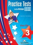 3CD - PRACTICE TESTS FOR THE MICHIGAN ECCE 3
