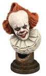 PENNYWISE IN 3D 1/2 SCALE BUST