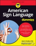 (P/B) AMERICAN SIGN LANGUAGE FOR DUMMIES