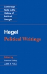 (P/B) HEGEL: POLITICAL WRITINGS