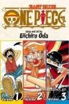 (P/B) ONE PIECE (3-IN-1 EDITION)