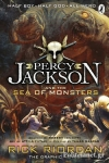 (P/B) PERCY JACKSON AND THE SEA OF MONSTERS