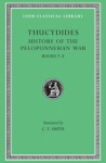 (H/B) THUCYDIDES: HISTORY OF THE PELOPONNESIAN WAR (VOLUME IV)
