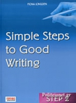 STEP 2 - SIMPLE STEPS TO GOOD WRITING