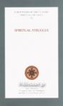(P/B) SPIRITUAL COUNSELS (VOLUME III)