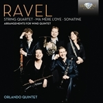 (CD) ARRANGEMENTS FOR WIND QUINTET