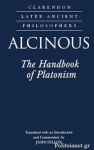 (P/B) ALCINOUS: THE HANDBOOK OF PLATONISM