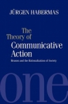 (P/B) THE THEORY OF COMMUNICATIVE ACTION (VOLUME 1)