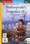 SHAKESPEARE'S TRAGEDIES (5) B1.2 (+MP3 CD)