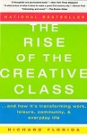 THE RISE OF THE CREATIVE CLASS (P/B)