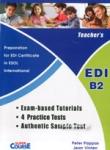 EDI B2 - EXAM-BASED TUTORIALS, 4 PRACTICE TESTS, AUTHENTIC SAMPLE TEST