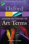 (P/B) THE CONCISE OXFORD DICTIONARY OF ART TERMS