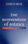 (P/B) THE REINVENTION OF POLITICS