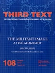 THIRD TEXT, VOLUME 108, ISSUE 25/01, JANUARY 2011