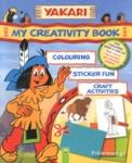 YAKARI, MY CREATIVITY BOOK