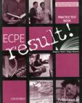 ECPE RESULT! PRACTICE TEST BOOK (+4CD)
