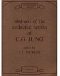 (P/B) ABSTRACTS OF THE COLLECTED WORKS OF C.G. JUNG