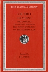 (H/B) CICERO (VOLUME VI)