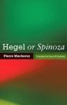 (P/B) HEGEL OR SPINOZA