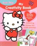 HELLO KITTY, MY CREATIVITY BOOK