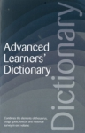 (P/B) ADVANCED LEARNERS' DICTIONARY