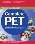 COMPLETE PET (+CD-ROM) - WITHOUT ANDWERS