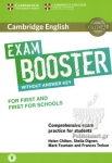 EXAM BOOSTER FOR FIRST AND FIRST FOR SCHOOLS (+DOWNLOADABLE AUDIO)