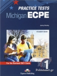 (2021) PRACTICE TESTS MICHIGAN ECPE 1 (+DIGIBOOK)