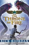 (P/B) THE THRONE OF FIRE