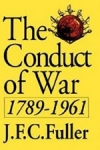 (P/B) THE CONDUCT OF WAR, 1789-1961