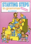 STARTING STEPS IN GRAMMAR JUNIOR B