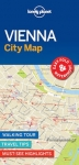 VIENNA CITY MAP (LONELY PLANET)