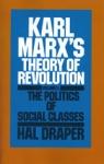 (P/B) KARL MARX'S THEORY OF REVOLUTION (VOLUME II)